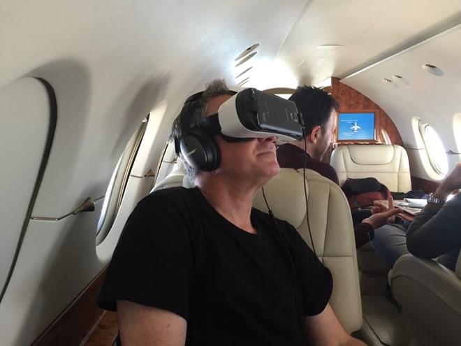 Schilowitz in VR