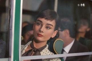 Audrey Hepburn Specsavers ad