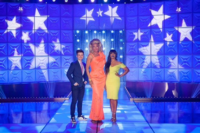 RuPaul Drag Race All Stars judges (VH1 Facebook)