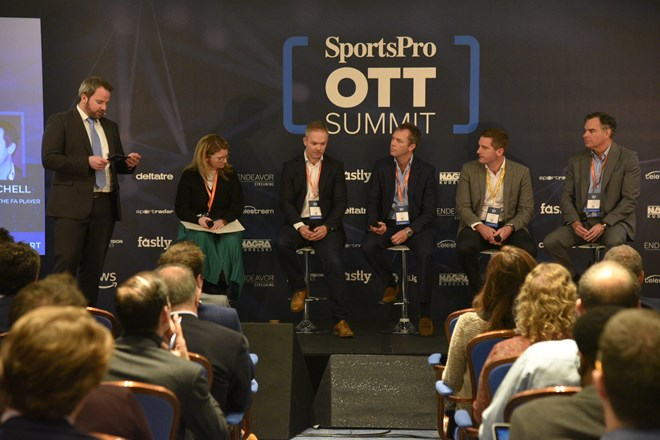 SportsPro OTT Summit 2019 Serving specialist audiences 2